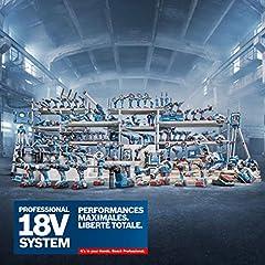 Bosch Professional 18V System Gas