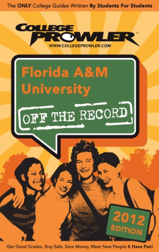Florida A&M University 2012 (English Edition) -