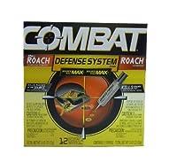 Combat Dual Attack Superbait Roach-killing Bait 12-pk.