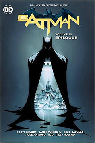 Batman HC Vol 10 Epilogue