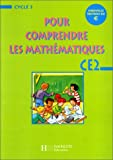 Image de Pour comprendre les mathématiques, CE2.Nouvelle édition en euro. Fichier élève