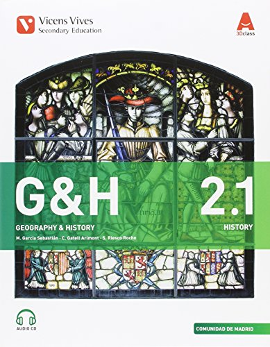 G&H 2 (2.1 MADRID-2.2)+2CD'S 3D CLASS: 000004-9788468239095