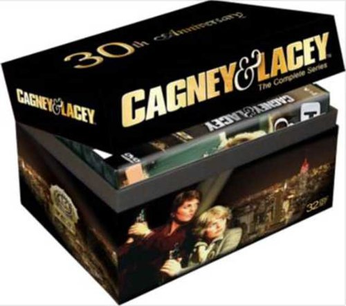 Cagney & Lacey - The Complete Series - DVD Boxset