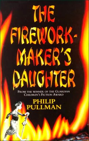 The firework-maker's daughter.