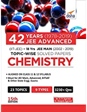 42 Years JEE Adv Chemistry 15th Edn 520