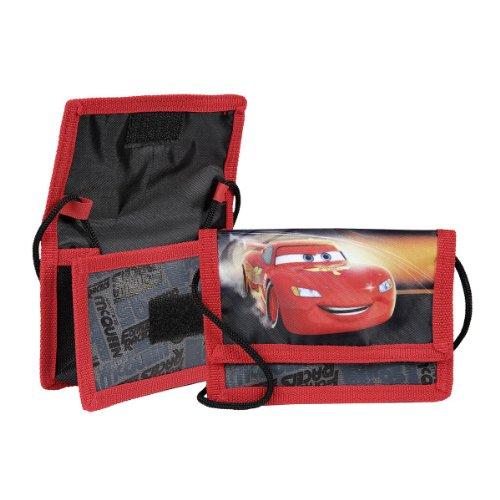 Preisvergleich Produktbild Undercover CARB7000 - Geld-/Brustbeutel mit Headerkarte Disney Cars