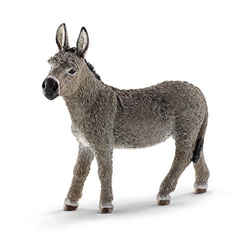 l, Tier Spielfigur (Esel Spielzeug)