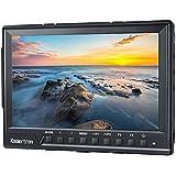 Koolertron 7 Pouces 323PPI Ultra Full HD 1920x1200 IPS Moniteur de Contrôle Caméra d'écran Entrée HDMI pour Sony A7S/ A7S II/ A7R/ A7R II/ Canon 5D MarkIII/ 6D/ 7D/ Nikon D800/ BMPCC etc. Avec Câble de Mini HDMI & Câble de Micro HDMI
