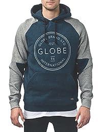 Sweatshirt Globe: Winson Hoodie NV/GR