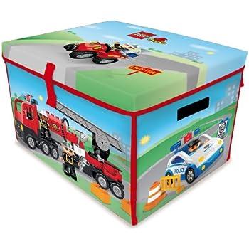 Lego Duplo Storage Box And Playmat Amazon Co Uk Toys Amp Games