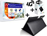 Tablette Senior Simplicitab1 10,1' 16 Go WiFi + étui folio Prestige+Stylet + 4G Hotspot