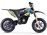 Thumpstar Juice Gold/Teal Electric Pit Bike
