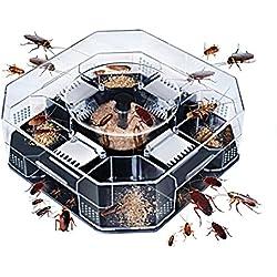 OUNONA Trampa reutilizable para cucarachas sin contaminación - Lagre