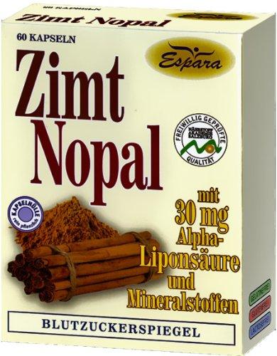 Espara Zimt Nopal Kapseln 60St.