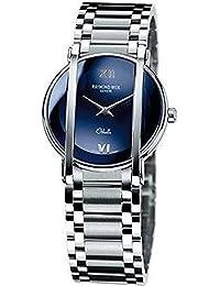 Raymond Weil Reloj de mujer cuarzo 28.5mm correa de acero 2011-ST-00580