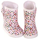 Gotz 3402150 Doll Wellies Mille Fleurs Size M / XL - Doll Accessorie - Suitable For Baby Dolls Size M (42 - 46 cm) And Standing Dolls Size XL (45 - 50 cm)