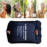 #5: Shopping Tadka 20L Outdoor Portable Water Bath Bag for travel Camping Shower Bag
