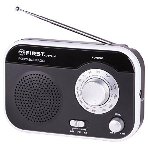 Radio portátil | con salida de...