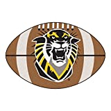 Fanmats 00893 Fort Hays State University Football Rug