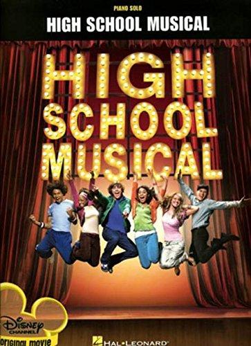 High School Musical - Piano Solo: Noten, Sammelband für Klavier (High-school-kunst)