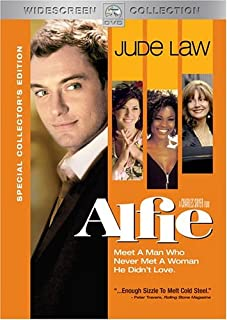 CD - Alfie (Widescreen Collector's Edition) (2004) (2005) Jude Law; Kevin R (1 CD)