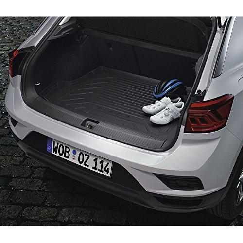 Preisvergleich Produktbild Volkswagen 2GA061160 Gepäckraumeinlage T-Roc Kofferraumeinlage (für variablen Ladeboden)