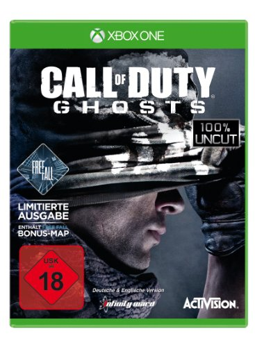 Call of Duty: Ghosts Free Fall Edition (100% uncut) - [Xbox One] - Of Ghosts Xbox Call Duty One