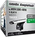 Rameder Komplettsatz, Dachträger WingBar für Mercedes-Benz V-Klasse (114737-11889-1)
