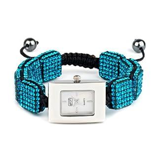 Eton 3020L-AQ – Reloj analógico para mujer de otros materiales madre perla