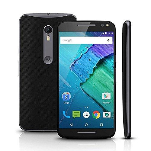 (CERTIFIED REFURBISHED) Motorola Moto X Style XT1572 (Black, 16GB)