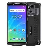 gaeruite Ulefone Power 5s 4G Smartphone Android 8.1 6.0 Pollici FHD Quad Core 4 GB + 64 GB MTK6763 Cellulare, 21 MP Face ID Wireless Carica 13000 mAh Cellulare