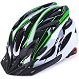 Leoie Ultralight Bicycle Helmet Integrated Molding Breathable Cycling Helmet for Man Woman