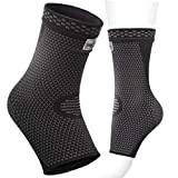 Ankle Brace - Ankle Support - Compression Ankle Sleeve Foot Support for Plantar