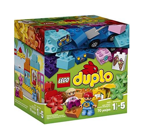 Preisvergleich Produktbild LEGO DUPLO My First 10618 Creative Building Box