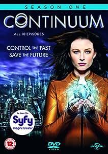 Continuum - Season 1 [DVD]