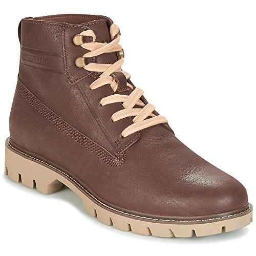 Caterpillar Basis Ankle Boots/Boots Hommes Brown Mid Boots