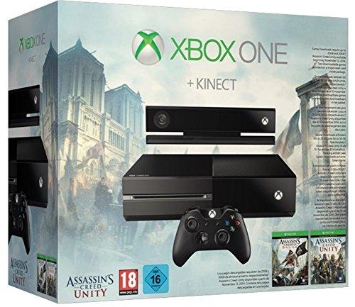 Xbox One (im Bundle wie meine)