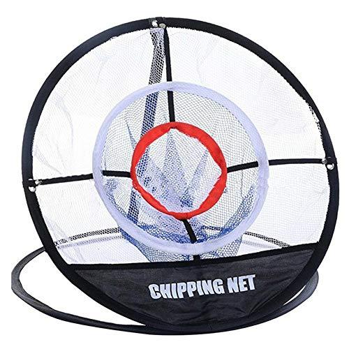 V.JUST Golf Indoor Outdoor Chipping Pitching Käfige Matten Praxis Einfach Net Golf Trainingshilfen Metall + Net