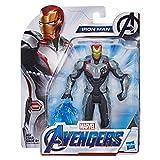 Marvel Avengers: Endgame Iron Man, 15 cm große Actionfigur