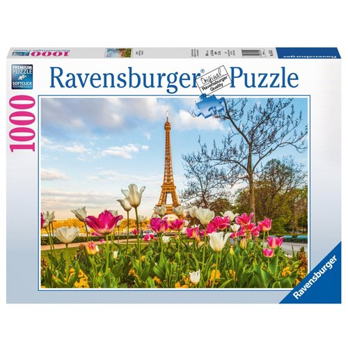 Ravensburger Italy Puzzle, 1000 Pezzi, 2419525