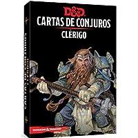 Dungeons and Dragons: clerigo - cartas de conjuros (castellano)
