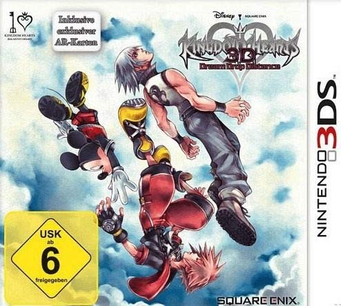 Kingdom Hearts 3DS Dream Drop [Importación alemana]