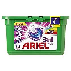Ariel Liquid Laundry Pods Colour - 12