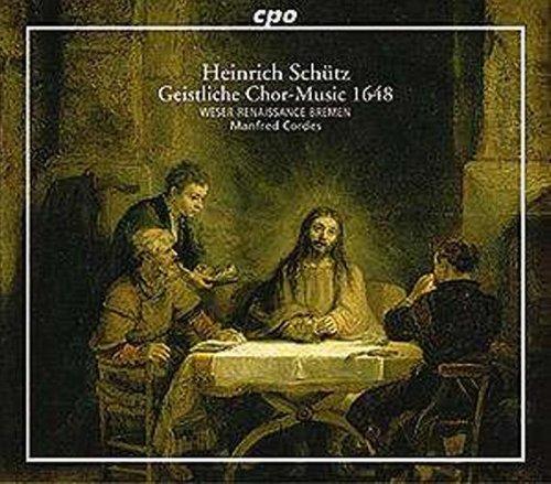 Schutz: Giestliche Chor Music