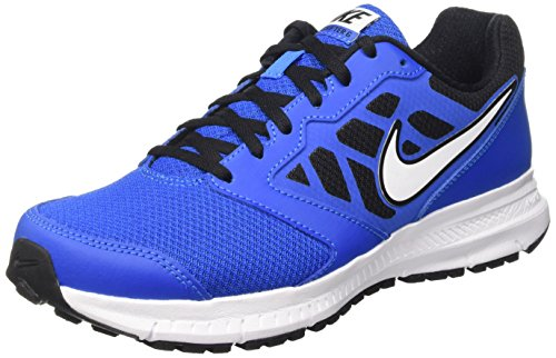 Nike Downshifter 6 Scarpe da ginnastica, Uomo Soar/White-Black-White-Black