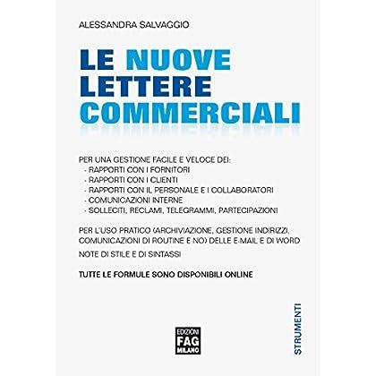 (Le) Nuove Lettere Commerciali (Formulari)