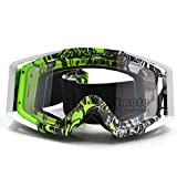 BJ Global Motocross Goggles Anti-distortion Dust-proof Motorcycle Goggles Ski Snowboard Goggles Windproof Glasses