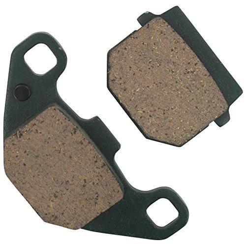 XFIGHT-Parts Kit pastiglie freno (einkolben) Pinza freno anteriore JP/JR/KM5001a 84.9X 42.4X 7.8X 47.4X 37X 10mm