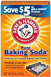 Arm & Hammer Pure Baking Soda 907g (32oz) - American Import