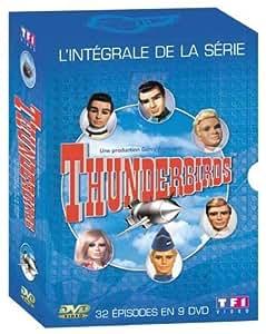 Thunderbirds, les sentinelles de l'air : L'Intégrale de la série - Coffret 9 DVD